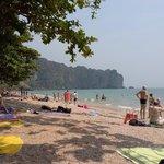 Ao nang beach,,,presso 3 bees guest house