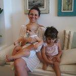me and the kids, casa bottega - positano