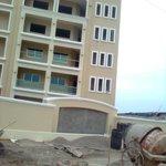 hotel en construccion