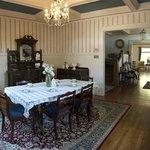 Dining Room where Breakfast is enjoyed