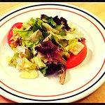 house salad ....
