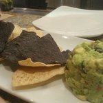 Corn Avocado Gua & Chips