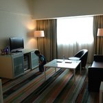 Harris Suite: Family Room