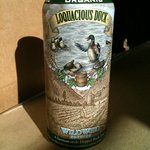 Loquacious Duck in the can