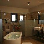 Zona de baño de MasterSuite