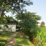 Secret Garden is in Chiang Mai