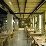 Interior restaurante Kreaton