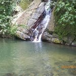 waterfall10 mins walk from Naturalist