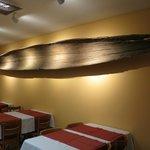 authentic amazon boat