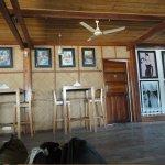 Inner lounge area