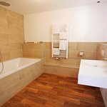 Badezimmer Rocco Suite