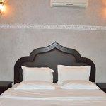 La nostra camera nel Riad Blu