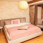Schlafzimmer Rainhof Suite
