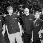 Head Chef, Bruce Cole and his team