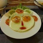 Sevana Guesthouse Breakfast