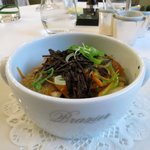 Second service : cuisses en bouillon thaï