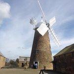 restored flour mill