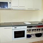 Kitchen has everything you need for self-catering
