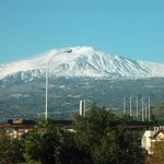 ETNA FROM THE B&B