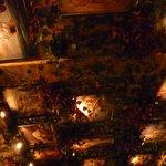 Это потолок в ресторане Порто :)