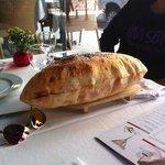 Fresh bread - yummy!