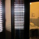 Balcony/bathroom