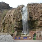 Public waterfall 1