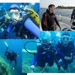 La vie du centre de plongée