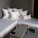 Lounge in the one bedroom sala villa ;-)