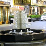 Lalique fountain