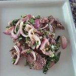 Thai cooking - Beef dish ;-)