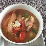 Thai cooking - Prawn soup ;-)