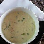 Thai Cooking - Thai green chicken ;-)