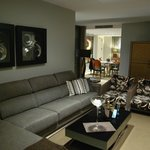 Catedral apartments - Living room