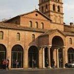 The Basilic of Santa Maria in Cosmedin