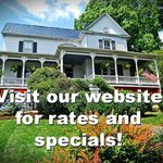 Visit our website for rates and specials!