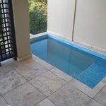 Plunge Pool Room 54