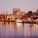 In the heart of downtown Wilmington, NC