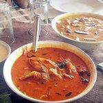 Yummy lunch - kerala cuisine