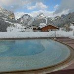 Schwimmen bis der Schnee kommt ...