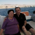 Sailing in the Red Sea