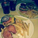 Gaerlic Burger