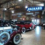 wunderschoene Packards