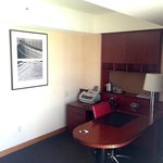AWESOME business suite area