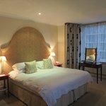 Bedroom in Brookside Cottage