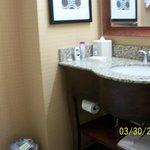Vanity - Clean Bathroom