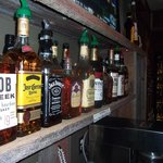 Barnboard Whiskey Selection