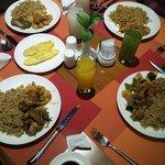 Great breakfast buffet in swiss bel international harbour bay batam should try