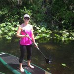 Paddleboard Orlando at Wekiva