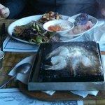 Seafood Fondue (8oz)